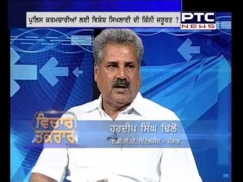 Discussion | Punjab Police Operation Gurdaspur Attack | PTC News | 28 July 2015