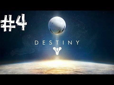 Destiny PS4. Часть 4 (Луна)