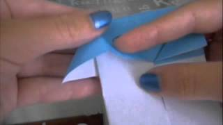 Origami Whale Family Tutorial