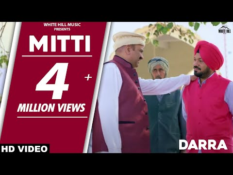 Mitti   Darra   Akram Rahi   New Punjabi Song 2018   White Hill Music