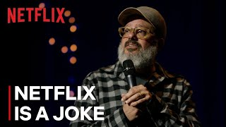 David Cross: Making America Great Again! - Empathy | Netflix Is A Joke | Netflix