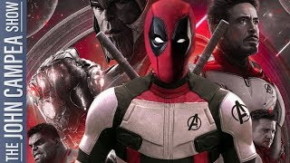 Marvel Reveals How Deadpool Will Change In The Disney Empire - The John Campea Show