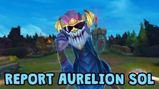 Report Aurelion Sol