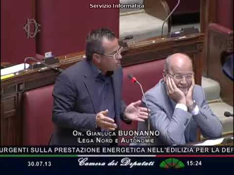 Buonanno Lega Nord Attacca SEL -