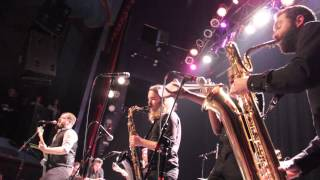 Nathaniel Rateliff and The Night Sweats - S.O.B. & The Shape I'm In (Live 2013)