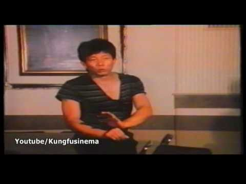 Gordon Liu 8 diagram pole Fighter - Behind the Scenes -