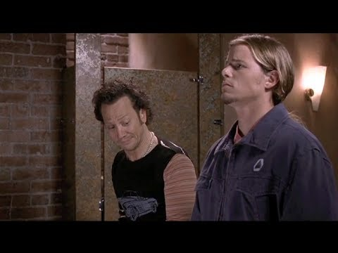 The Hot Chick (2/10) Best Movie Quote - Rob Schneider Urinal Peeing (2002)