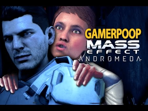 Gamerpoop: Mass Effect Andromeda  (no spoilers)