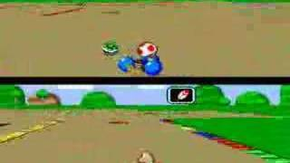 Super Mario Kart Battle Mode