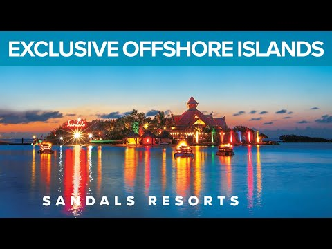 Two Vacations in One with Offshore Islands