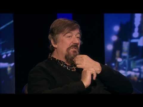 Theater Talk: Stephen Fry On twelfth Night video