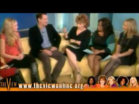 Bill Pullman On The View // October 20 2009 [HD video] PART 1