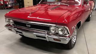1966 Chevelle SS Convertible