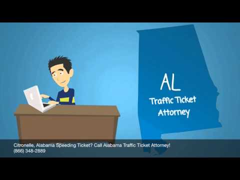 Help Citronelle, Alabama Traffic Speeding Ticket Lawyer - Best Citronelle, AL Traffic Attorney