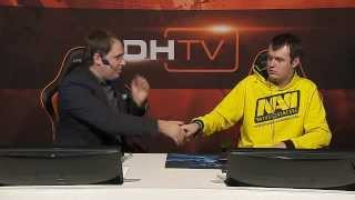 Interviews with NaVi.XBOCT (DreamHack Trash)