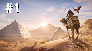 Прохождение Assassin's Creed: Origins #1 - АССАССИН в ЕГИПТЕ!!