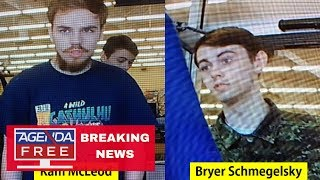 Canada Fugitive Murder Suspects Found Dead - LIVE BREAKING NEWS COVERAGE