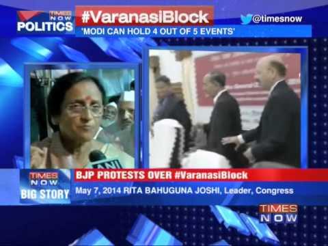 Showdown over Varanasi Block