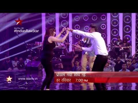 Mr And Mrs. Yo Yo Honey Singh On India's Raw Star video