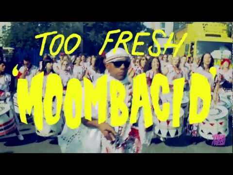 Too Fresh - Trip To Moombah EP