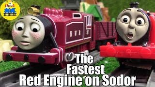 THE FASTEST RED ENGINE OF SODOR REMAKE Thomas and Friends Trackmaster Season 21 Full Episode