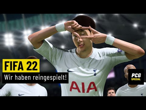 FIFA 22 angespielt | Wir besprechen unsere ersten Gameplay-Eindrücke