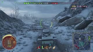 World of Tanks Xbox one  Captured KV-1 5 Kills