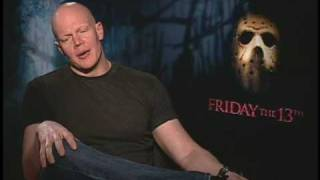 Behind the mask of Jason with Friday the13th's Derek Mears