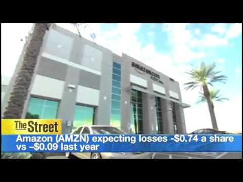 Comcast results, Amazon looks to stop slide, Jim Cramer's social pick