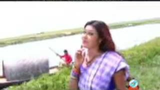 Bangla Folk Music: Noya Cheez:By Momtaz-Tumi majh nodite naw