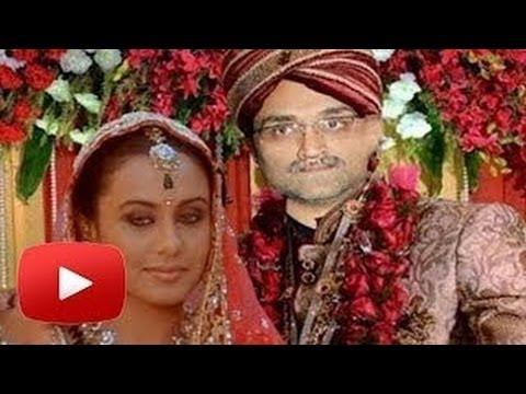 Rani Mukerji Weds Aditya Chopra | Exclusive