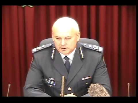Media Conference - Overnight Road Fatalities in Queensland, Saturday May 28 2011