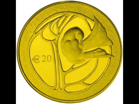 Cyprus Gold Euro Coin - Finders Keepers - M5