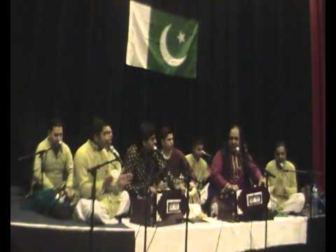 Khan Brothers Qawwal UK Allah Hoo Hoo