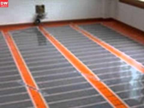 Daewoo Enertec Alternative Energy Ondol Heating System