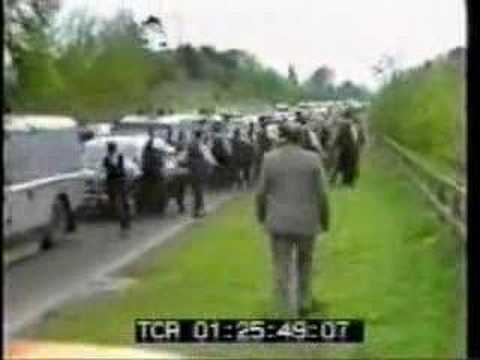 Francis Hughes' Funeral Attacked by RUC