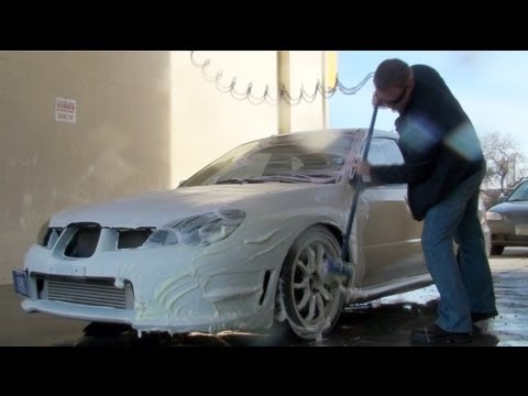 How to Clean Your Plasti-Dip Car. Automatic Wash