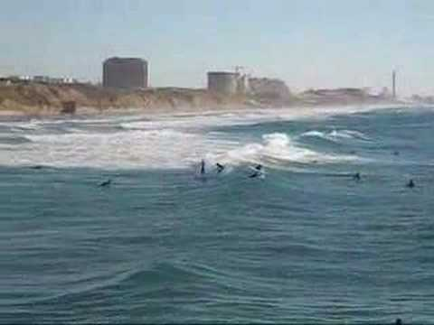 surfing Israel - Herzeliya, Hadromi