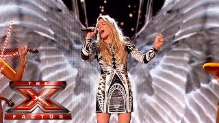 Louisa Johnson sings The Power Of Love for your votes | Semi-Final | The X Factor 2015
