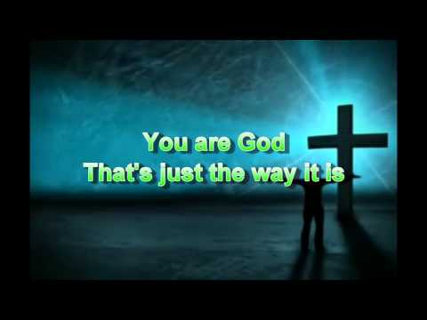 Phillips, Craig & Dean - You Are God Alone (lyrics) video