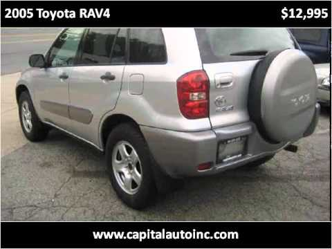 2005 Toyota RAV4 Used Cars Silver Spring MD