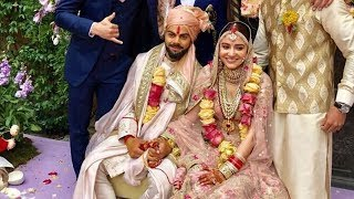 Download Leaked Video: Virat Kohli And Anushka Sharma Gets Married In Bollywood Style 3Gp Mp4