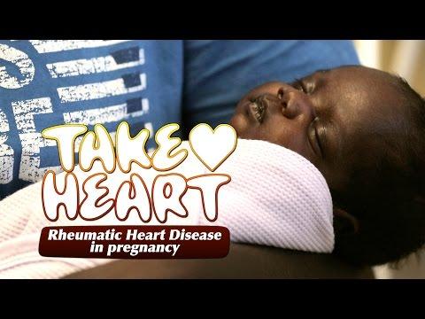 Take Heart - Rheumatic Heart Disease in Pregnancy