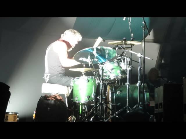 Doug 'Cosmo' Clifford Drum Solo 2014