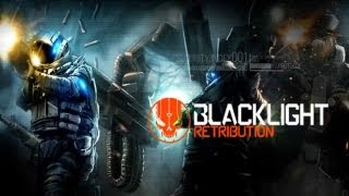 Blacklight Retribution /Free On Steam/ |Gameplay| [II X4 631 & HD6450 1GB] HD