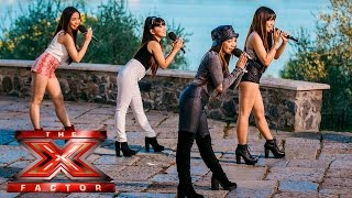 Can 4th Impact impress Cheryl with Rihanna hit? | Judges Houses | The X Factor 2015