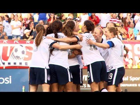 WNT vs. Korea Republic: Field Level Highlights - June 15, 2013
