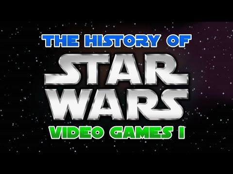 The History of Star Wars Video Games - Part 1: The 80's