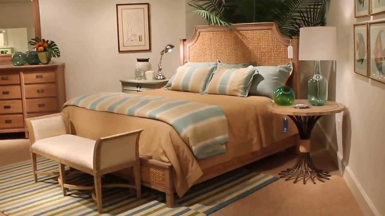 Coastal Living Resort Collection By Stanley Furniture At New High Point Showroom Youtube