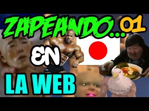 ZAPEANDO EN LA WEB ESPECIAL WTF JAPON #1